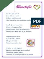 Poem a a Aliment a o Margarida Cunha