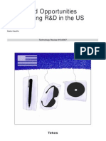 Trends in Packaging R&D in the US