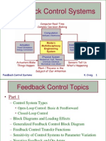 Feedback Control Systems Part 1 KCC 2011