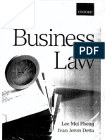 Business Law (Oxford)