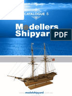 Modellers Shipyard Catalogue 2012