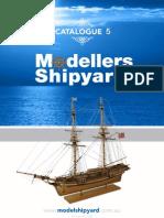 Modellers Shipyard Catalogue 2012