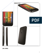 Mobile Specifications