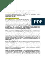 H1 AVPN SessionReport - Human Capital Intermediaries