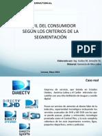 Perfil del consumidor empresa Directv según .pdf