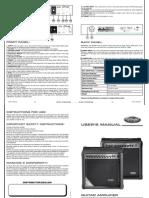 Caixa Amplifica Stagg 40GAR_DSP_USA