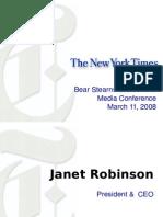 New York Times Presentation