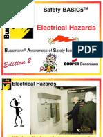 Cooper Bussmann Safety Basics Electrical Hazards