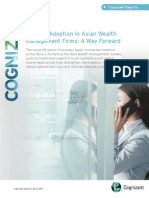 Mobility Adoption in Asian Wealth Management Firms