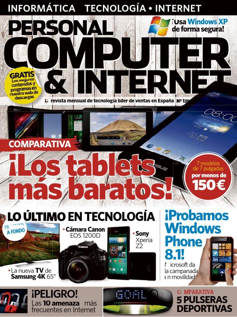 Revista Personal Computer & Internet Nº 139 (Junio 2014)