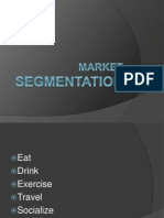 Geographic Segmentation