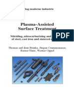 Plasma Assisted Surface Treatment V1