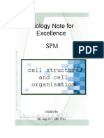 Biology Module for Excellence Cover
