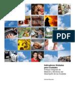 City Indicators Report - Spanish