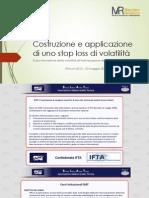 Mazziero ITF2014 - Siat - Costruzione Stop Loss Di Volatilità