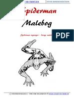 Spiderman Tegninger Malebog- Gratis Farvebog _Spiderman Drawings Color Book Pages