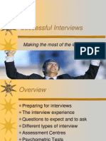 Presentation on Successful Interview