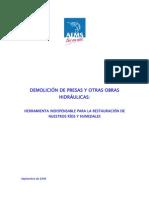 Demolicion de Presas (AEMS)