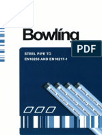 Bowling - Steel Pipe Catalogue, Bun Kee Limited
