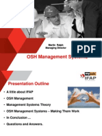 IFAP - Safety Management Systems