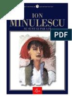 Ion Minulescu - Nu Sunt Ce Par a Fi [v. 1.0]