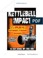 Ultimate Kettlebell Conditioning Workout Program