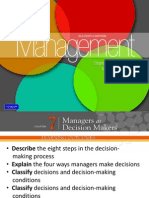 Chapter 7-Decision Making