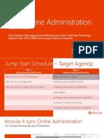 04 O365 SMB JS V2 Lync Online Administration