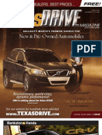 TexasDrive Magazine November 16-29, 2009 Issue