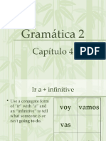 Grammar 2, Chapter 4
