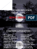 Compare and Influence, Theme, Type