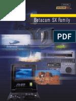 Betacam Sx Family