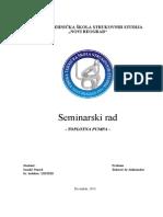 Nenad Sandic Seminarski TOPLOTNA PUMPA