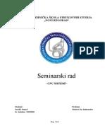 Nenad Sandic Seminarski CNC