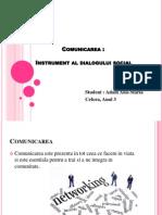 Comunicarea, Instrument Al Dialogului Social