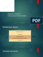 Distributed Systems Chp 04