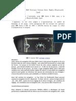 BMW 5 Series E60 Voiture Stereo Avec Radio Bluetooth iPod