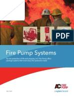 Xylem AC Fire Pump Systems