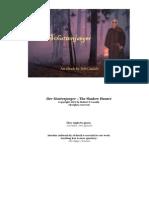 The Schatengaitzer - Bob