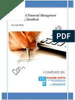 Costing & FM Handbook
