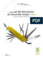CDM Toolkit Espanol