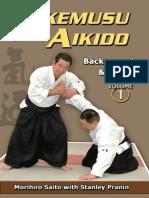 Morihiro Saito Takemusu Aikido