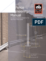 Fence Engineering Manual