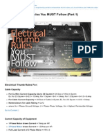 Electrical-Engineering-portal.com-Electrical Thumb Rules You MUST Follow Part 1