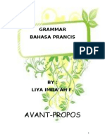 80186377 Grammar Bahasa Prancis Libre