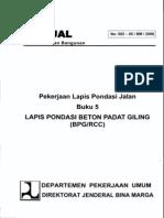 16e+pekerjaan+Lapis+Pondasi+Jalan+Buku+5+lapis+pondasi+beton+padat+giling+(BPG-RCC)