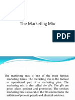 4 Marketing Mix 2014