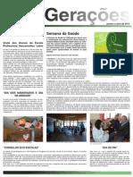Jornal Gerações janeiro a abril de 2014