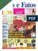 Jornal Atos e Fatos - Ed 648 - 07-11-2009