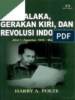 [Www.pustaka78.Com] Tan Malaka- Gerakan Kiri- Dan Revolusi Indonesia- Volume 1 by Harry a. Poeze PG78